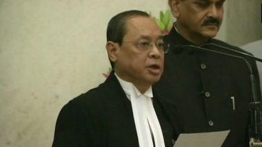 Sexual Harassment Allegations Against CJI Ranjan Gogoi: Supreme Court Holds Special Hearing on Allegations of Former SC Employee