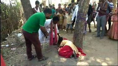 Bihar: Girl Thrashed By Villagers In Nawada for Eloping With Boy From Another Caste