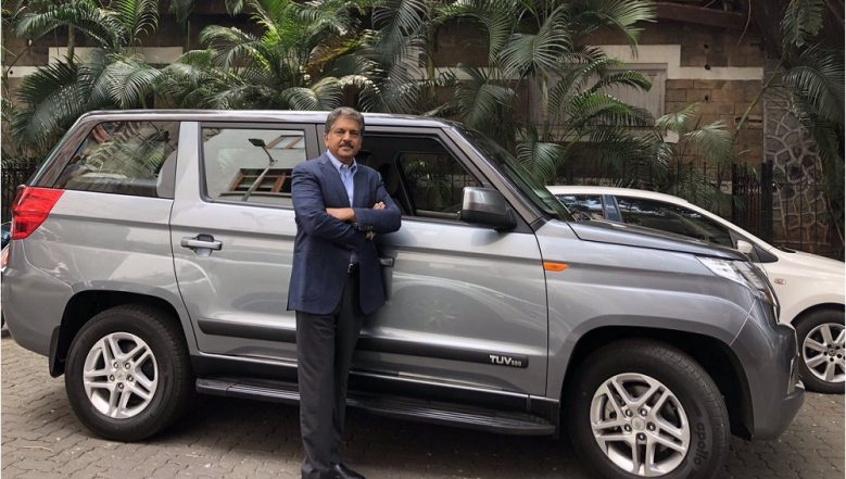 Mahindra TUV300 Plus SUV is Chairman Anand Mahindra's New Chariot
