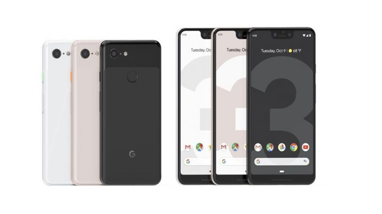 Google Pixel 3 to launch on November 2nd in France, retailer claims