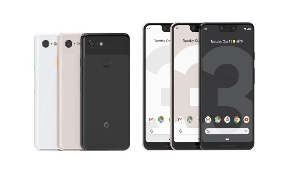 Google Pixel 3, Google Pixel 3 XL Smartphones No Longer Available For Sale in US