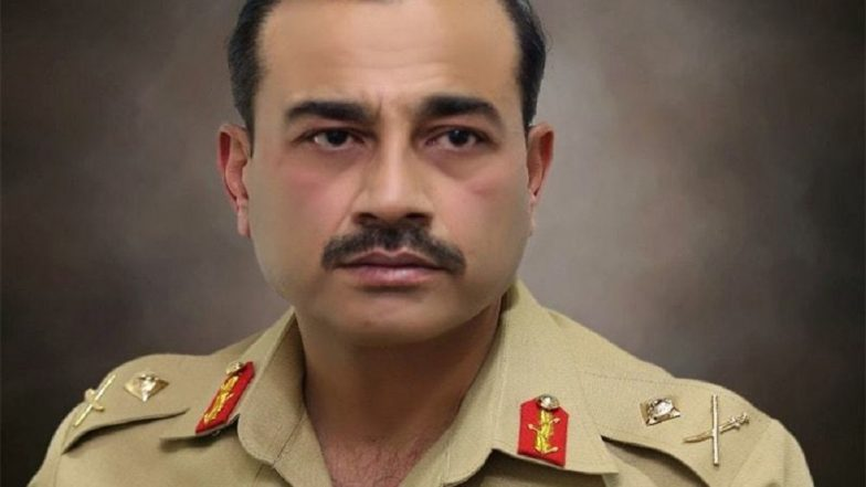 ISI Gets New Chief; Lt Gen Asim Munir To Lead Pakistan's Intelligence Agency From October 25