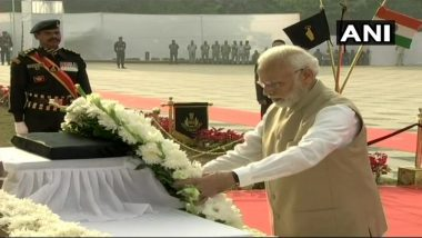 Narendra Modi Dedicates National Police Memorial To Nation On Occasion of  Police Commemoration Day, Watch Live Streaming of PM Speech