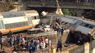 Morocco's Train Derails, 7 dead, 125 injured