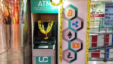 First Bitcoin ATM Opened by Unicoin Technologies in Bengaluru Seized Within a Week of Installation, Co-founder Arrested