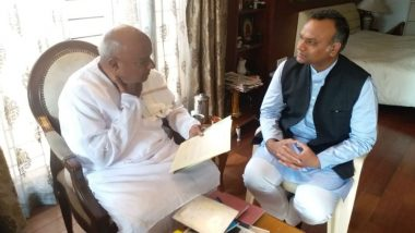 HD Deve Gowda to Be Conferred With Maharshi Valmiki Jayanti Award for His Contribution to Welfare of SC/ST Communities