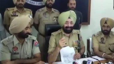 Parkash Singh Badal Murder Conspiracy Case: Punjab Police Arrests Alleged Mastermind Behind Former CM's Assassination Plot