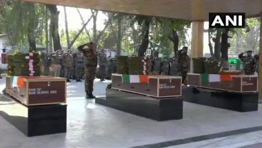 Jammu & Kashmir: Army Soldier Rajendra Kumar Hit by Stone-Pelters in Anantnag Dies