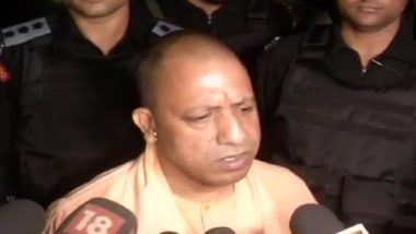 Yogi Adityanath Announces 25% Compensation For Families of Acid Attack, Rape, Lynching Victims in Uttar Pradesh As Interim Relief