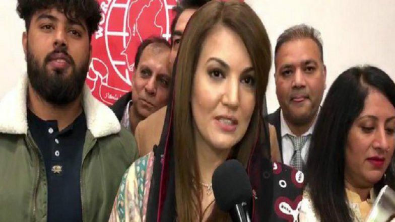 No Democracy but Naked Martial Law in Pakistan: Reham Khan
