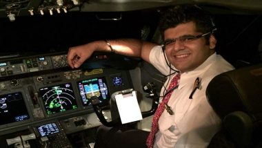Indonesia Plane Crash: Indian Pilot Bhavye Suneja Was Flying Lion Air Flight JT 610