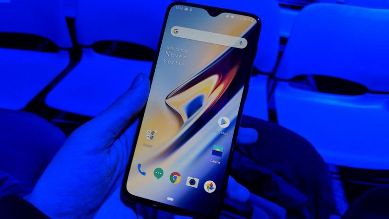 OnePlus 6T Prices Slashed By 400 Yuan in China Ahead of OnePlus 7 Launch