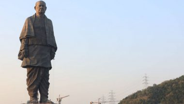 Statue of Unity Unveiling by Narendra Modi News Updates: Narendra Modi Signs Visitors Book Near Statue Of Unity