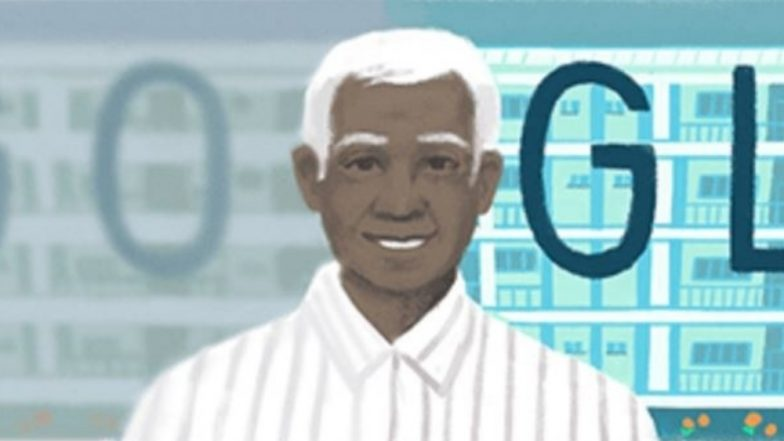 Google Doodle Honours Dr Govindappa Venkataswamy; How McDonald's Inspired The Visionary Indian Ophthalmologist to Provide Quality Eye Care To Millions