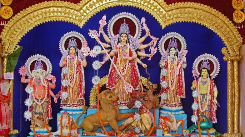 Durga Puja 2018 Dates in Kolkata After Mahalaya: Tithi Calendar Durga Ashtami 2018, Maha Navami Shubh Muhurat Time During Navratri Festival