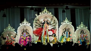 Durga Puja 2018 Pandals In Mumbai: These 6 Famous Pandals in City Deserve a Visit This Pujo