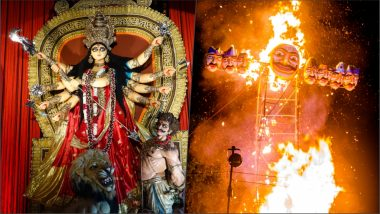 Dussehra 2018 Date in India: When Will Vijayadashami Be Celebrated This Year & Shubh Muhurat of Ravan Dahan?