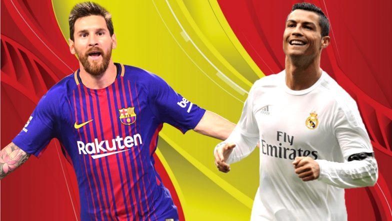 Barcelona vs Real Madrid But No Messi vs Ronaldo: Result of Last Five El Clasico Football Games