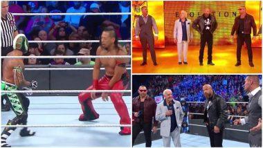 WWE SmackDown LIVE Results & Video Highlights, October 16, 2018: Evolution Reunites, Rey Mysterio Returns on the Blue Brand's Landmark 1000th Episode!