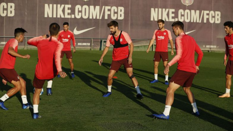FC Barcelona vs Inter Milan, UEFA Champions League Live Streaming Online: How to Get CL 2018–19 Match Live Telecast on TV & Free Football Score Updates in Indian Time?