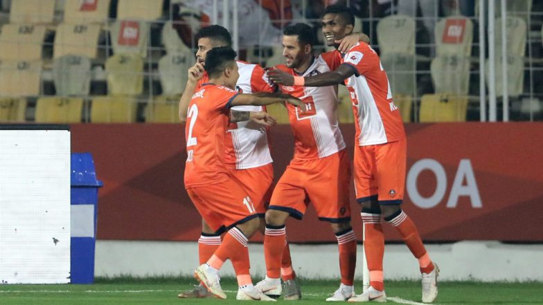 FC Goa vs FC Pune City, ISL 2018–19 Match Video Highlights: FC Goa Climb Back to Top of Table with 4–2 Win Against FC Pune City