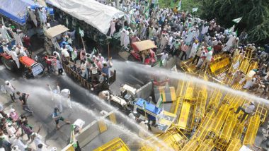 Kisan Kranti Padyatra: Delhi Police Blames Agitating Farmers For Violence, Protests to Continue