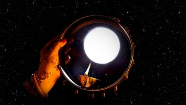 Karwa Chauth 2018 Moonrise Timings in Delhi, Faridabad, Noida, Gurugram Today: Know When Karva Chauth Chand Will Appear in the Cities of NCR