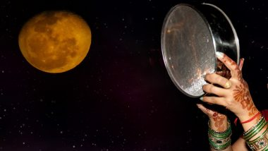 Karwa Chauth 2018 Moonrise Timings in Chandigarh Today: Know When Karva Chauth Chand Will Appear in the Cities of Haryana