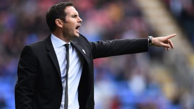 Chelsea Manager Frank Lampard Implements Strict Disciplinary Regime Against Players, Fines 20,000 Pounds for Turning Up Late for Training