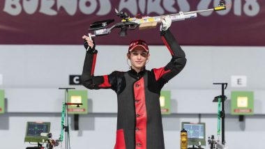 Youth Olympic Games 2018: Russian Shooter Grigorii Shamakov Wins First Gold in 10m Boys' Air Rifle Event