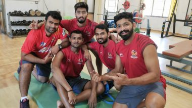 Gujarat FortuneGiants vs Bengal Warriors, PKL 2018-19 Match Live Streaming and Telecast Details: When and Where To Watch Pro Kabaddi League Season 6 Match Online on Hotstar and TV?