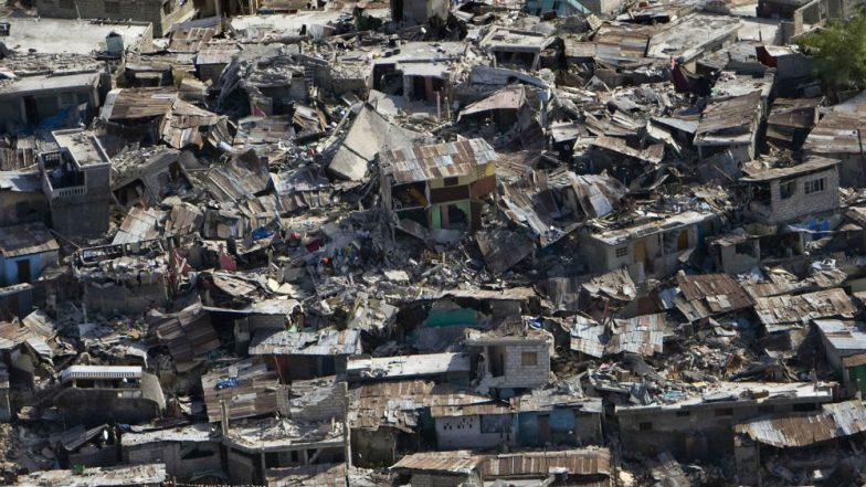 Haiti Earthquake: Death Toll Rises to 15, And 333 Injured After 5.9 Magnitude Quake Jolts Capital City