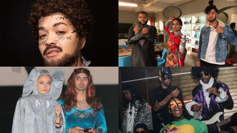 Halloween 2018 Celeb Costumes: Rita Ora, Paris Hilton, Kendall Jenner And Joe Jonas' Creative Looks Deserve Your Attention - View Pics