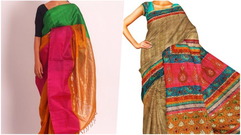 Diwali 2018 Shopping Tips: Ways to Identify Original Indian Handloom Sari This Festive Season