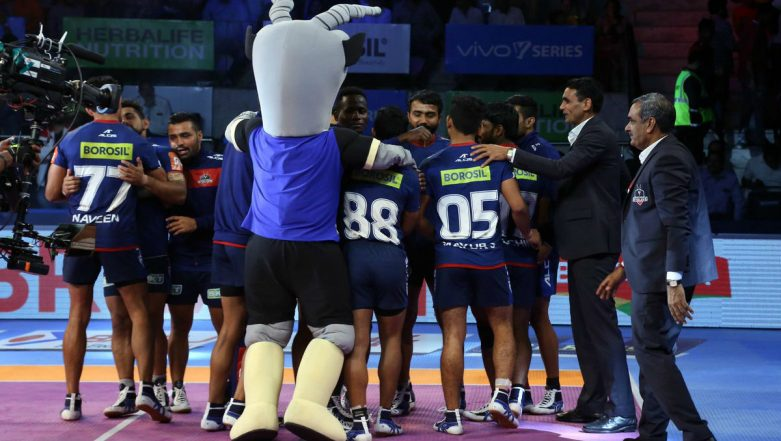 Haryana Steelers vs Tamil Thalaivas, PKL 2018-19 Match Live Streaming and Telecast Details: When and Where To Watch Pro Kabaddi League Season 6 Match Online on Hotstar and TV?