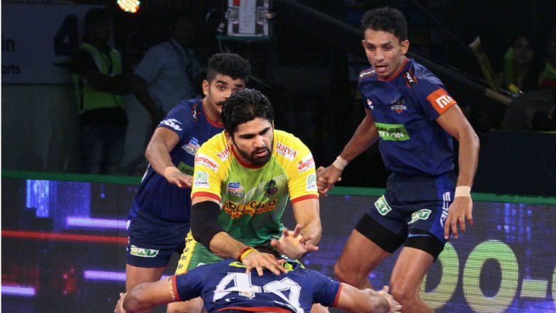 Patna Pirates vs Haryana Steelers, PKL 2018–19 Match Video Highlights: Haryana Crush Hosts Patna by 43–32