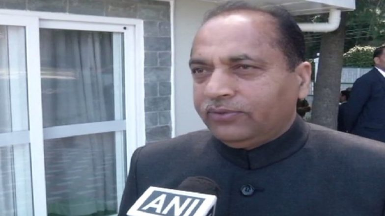 Three Government Employees on Poll Duty Die in Himachal Pradesh; CM Jai Ram Thakur Expresses Grief