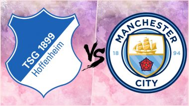 Hoffenheim vs Manchester City, UEFA Champions League Live Streaming Online: How to Get CL 2018–19 Match Live Telecast on TV & Free Football Score Updates in Indian Time?