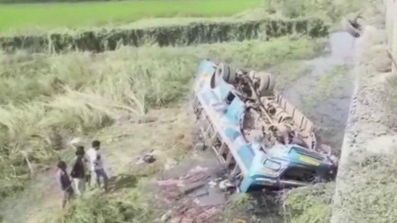 Bus Falls into Indus River in Pakistan, 18 Dead