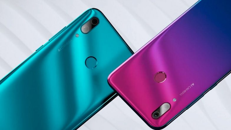 Huawei Y9 2019 Smartphone with Kirin 710 SoC and Four Cameras Officially Announced