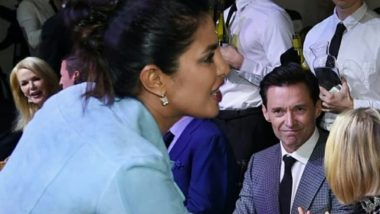 Hugh Jackman Staring At Priyanka Chopra While In A Conversation With Anna Wintour Is A Meme In The Making!