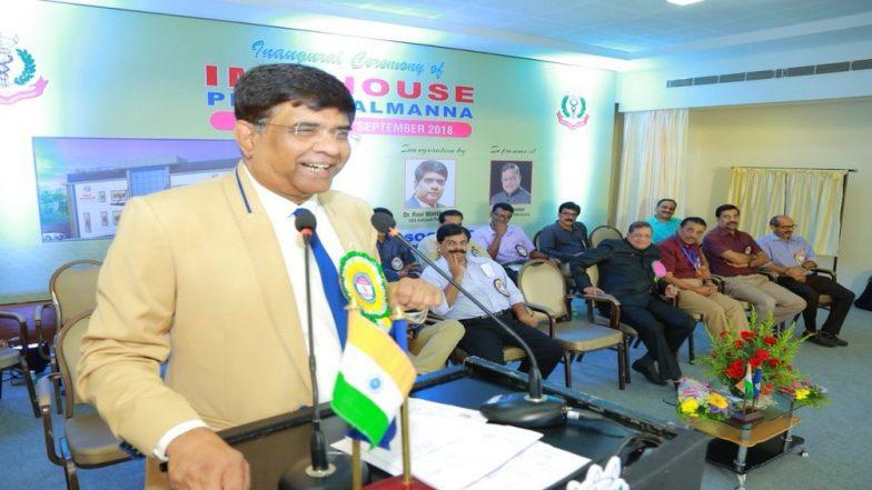 'Stubble Burning Leads to Tuberculosis,' Says IMA President Ravi Wankhedkar