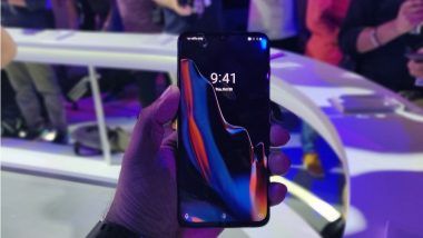 OnePlus 6T Price Comes Down To Rs 33,499 During Amazon Fab Phones Fest Sale; Get Discount of Rs 4500 Before Its Gone