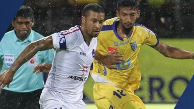 NorthEast United FC vs Kerala Blasters FC, ISL 2018–19, Live Streaming Online: How to Get Indian Super League 5 Live Telecast on TV & Free Football Score Updates in Indian Time?