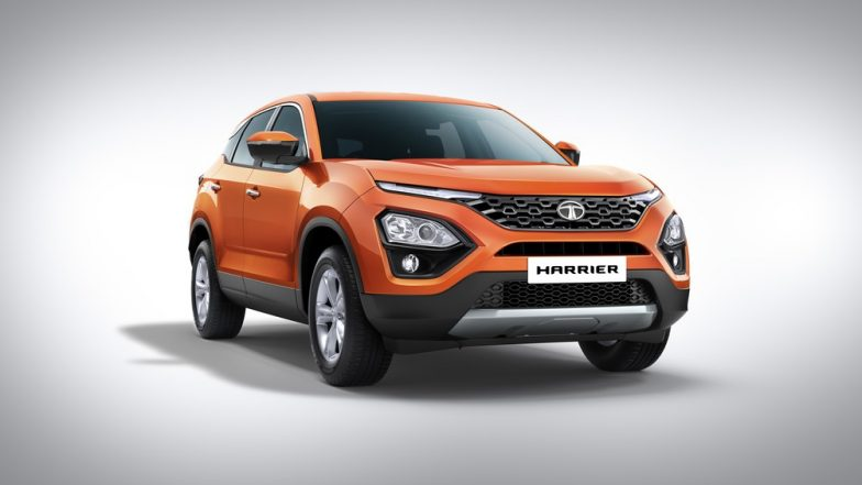 New Tata Harrier aka H5X SUV Interior Officially Teased Ahead of India Launch - View Pics