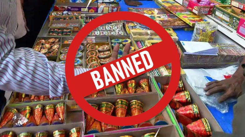 Diwali 2018: Amid Ban on Selling Firecrackers, Delhi Police Seizes 3847.77 Kg of Crackers, 26 People Arrested for Selling Old Stock