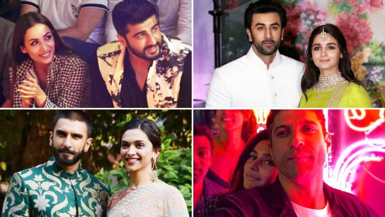 Arjun Kapoor-Malaika Arora, Farhan Akhtar-Shibani Dandekar, Ranbir Kapoor-Alia Bhatt – It's Going to Be a Love Fest at Deepika Padukone and Ranveer Singh's Wedding!