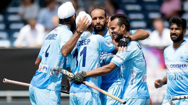 Asian Hockey Champions Trophy 2018: India Beat Pakistan 3–1 to Score Second Straight Win