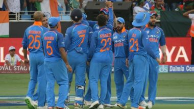 WI 321/7 in 50 Overs | India vs West Indies 2nd ODI 2018 Highlights: Match Ends in a Tie