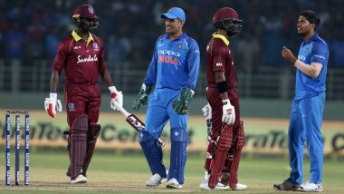 India vs West Indies 2018, 3rd ODI Match Preview: IND Seek Unassailable Lead, WI Look To Stay Alive